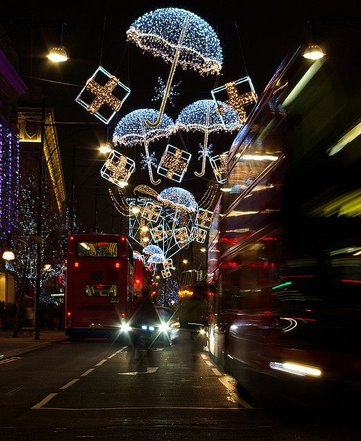 You Light Up My Life In Oxford Street
