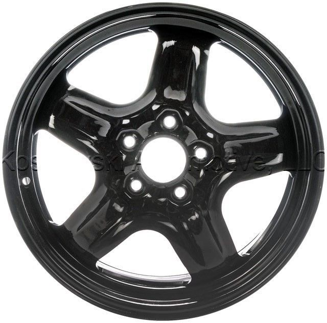 Ford Fusion Wheel Mercury Milan 2010 2011 17 Steel Road Wheel Rim 939 103 Ford Fusion Mercury Milan Black Steel Wheels