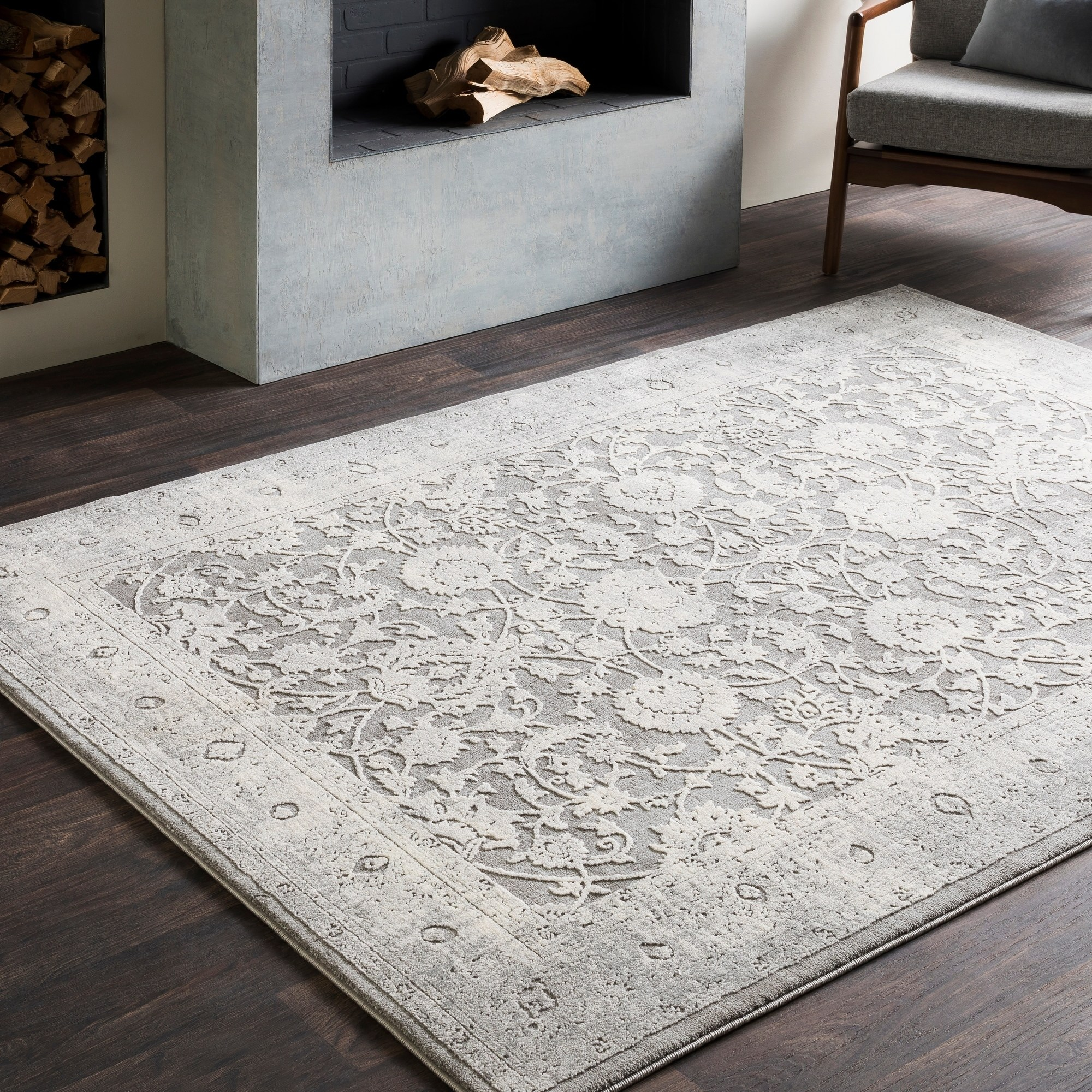 Lindsey Stonewashed Vintage Runner 2 7 X 10 Runner 2 7 X 10 Runner Grey Polyester Oriental Products In 2019 Area Rugs Rugs Gray Runner Rug