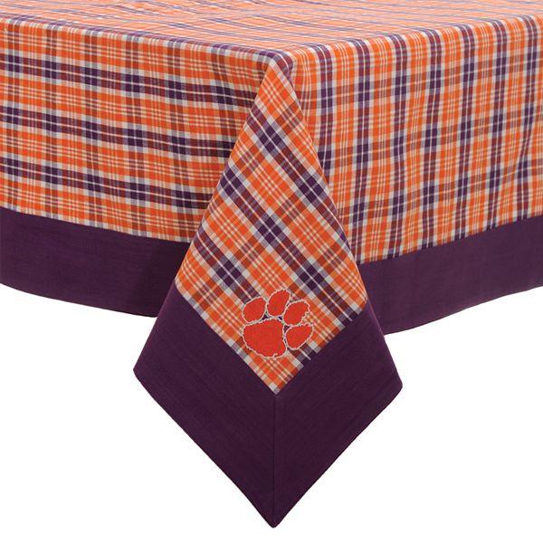 Wonderful Tablecloth 55x55   Pomegranate Collegiate