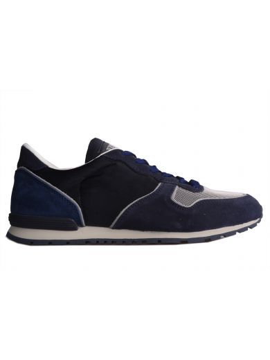 78470f46 TOD'S Tod'S Sneaker In Pelle Scamosciata Blu. #tods #shoes #sneakers ...