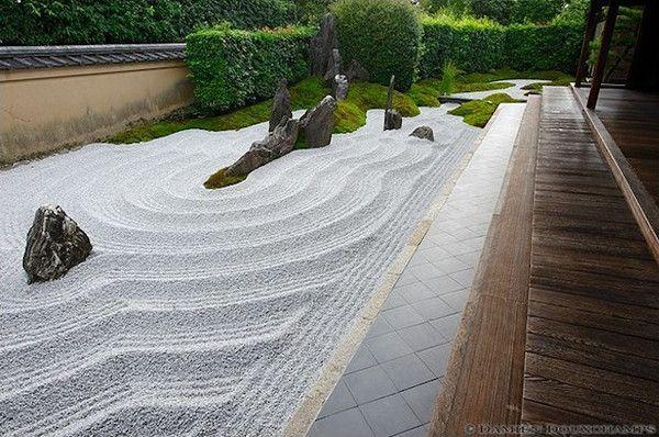 zen garden #gardencare Imagen relacionada