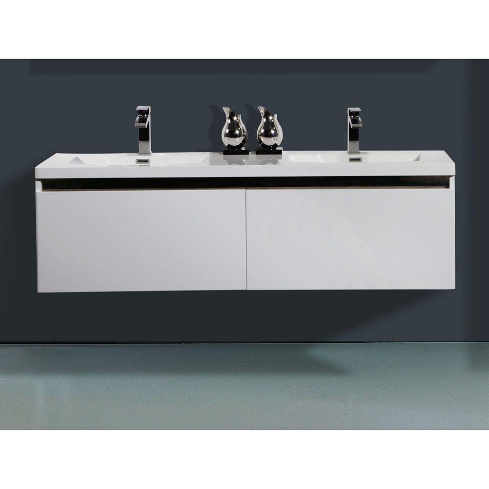 Shop Golden Elite Av60Wv Avanti Vanity At Lowe  Master Bath Cool Shop Bathroom Vanities Design Inspiration