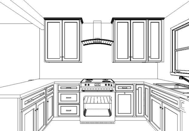 Small U Shaped Kitchen Layout Ideas  Kitchen Designs Ideas Inspiration Kitchen Design Layout Ideas Design Ideas