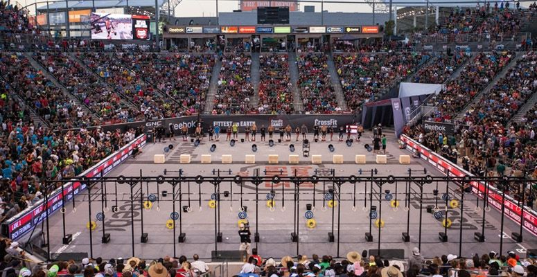 North East | CrossFit Games -- I'll be there TOMORROW!!!!!! Can't wait!