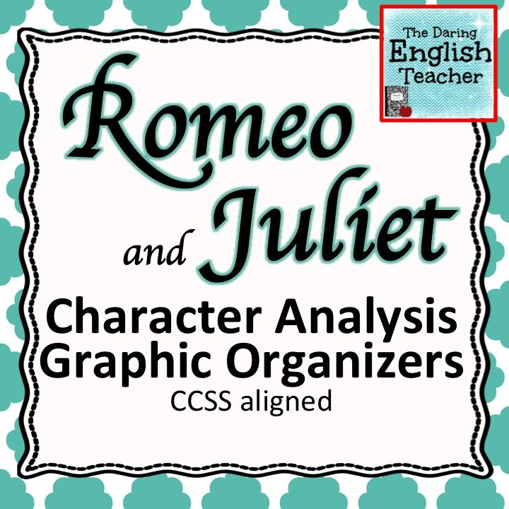 analyzing the characters of romeo and juliet Romeo and juliet characters analysis features noted shakespeare scholar william hazlitt's famous critical essay about the characters of romeo and juliet romeo and juliet is the only tragedy which shakespear has written entirely on a love-story.