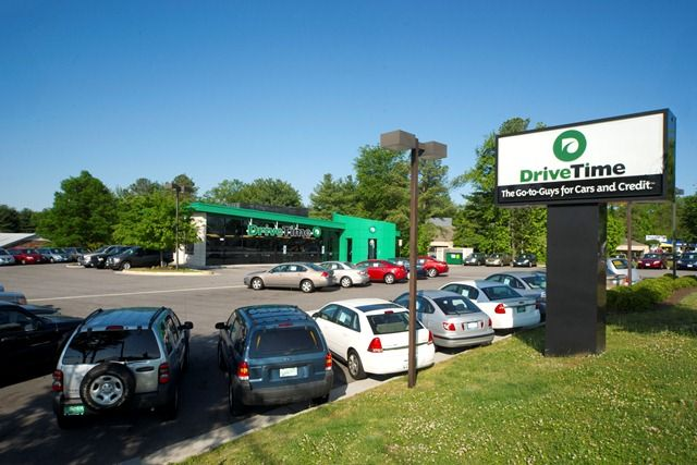 DriveTime Used Cars In Richmond, VA Located On Midlothian