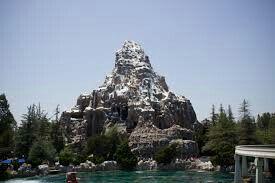 Matterhornn Matterhorn Disneyland Matterhorn Disneyland
