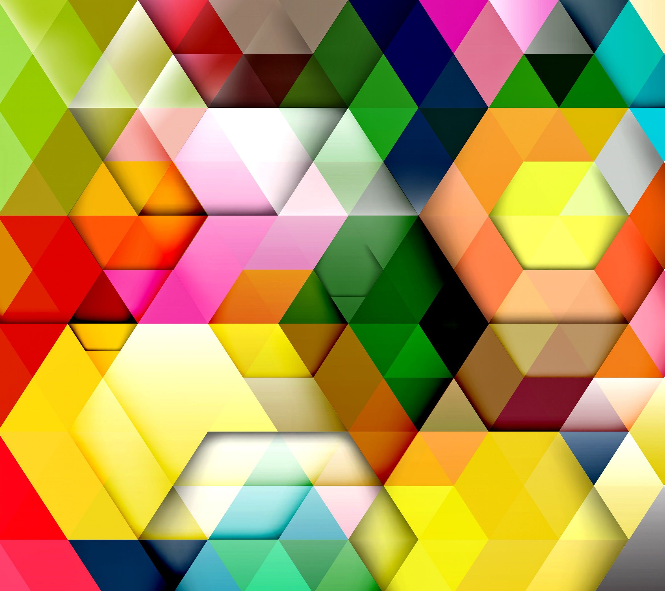 Colorful Iphone Wallpaper: Tap To See More #colourful #geometric