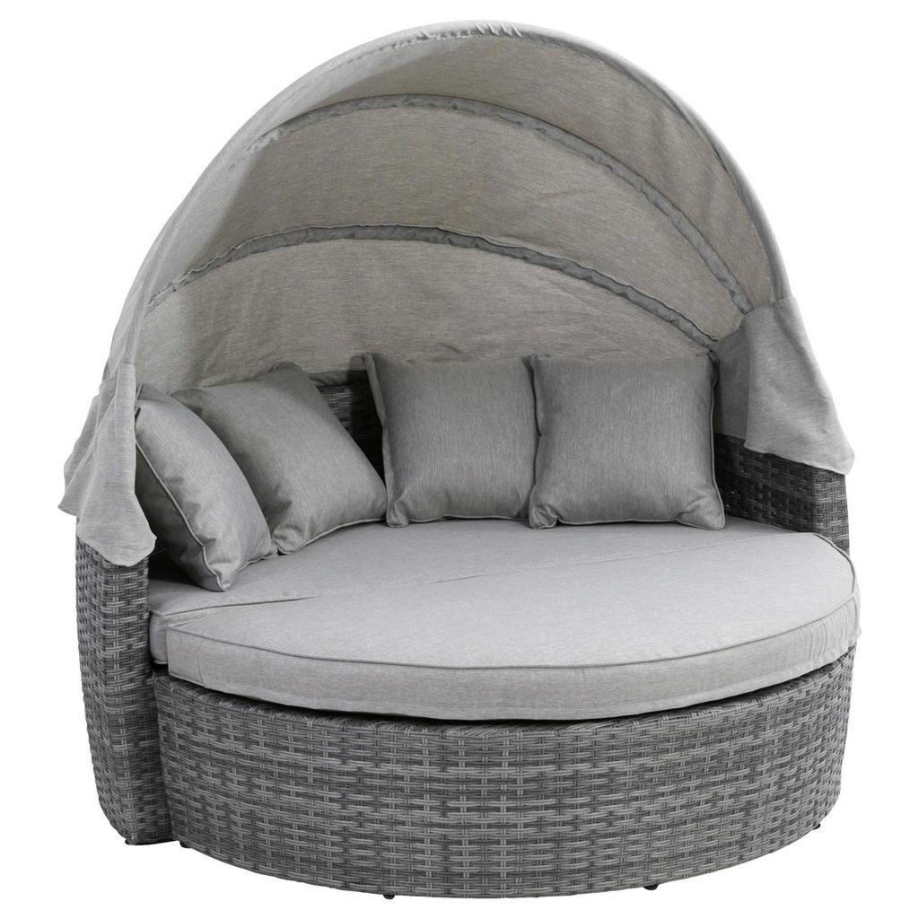 Sonneninsel Mit Dach Tisch Online Shoppen Gartenmuschel Lounge Mobel Gartenmobel
