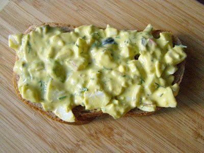 Mansarda cu bunatati: Salatǎ de ouǎ