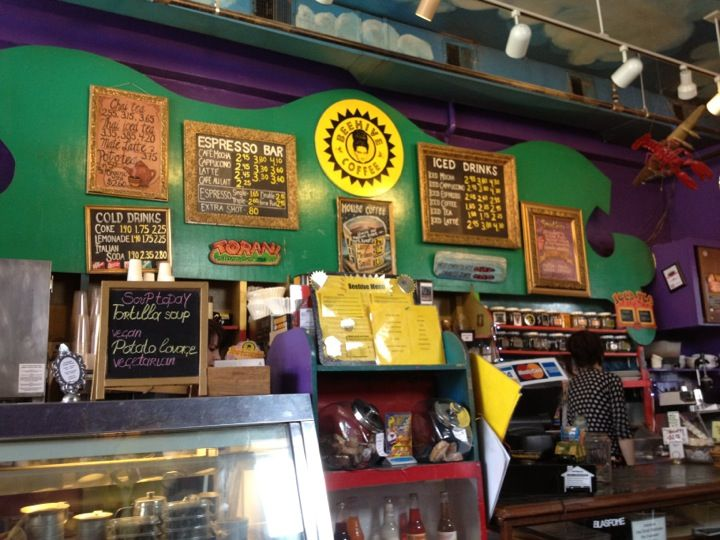 Member Ally highly recommends this coffee shop in the South Side