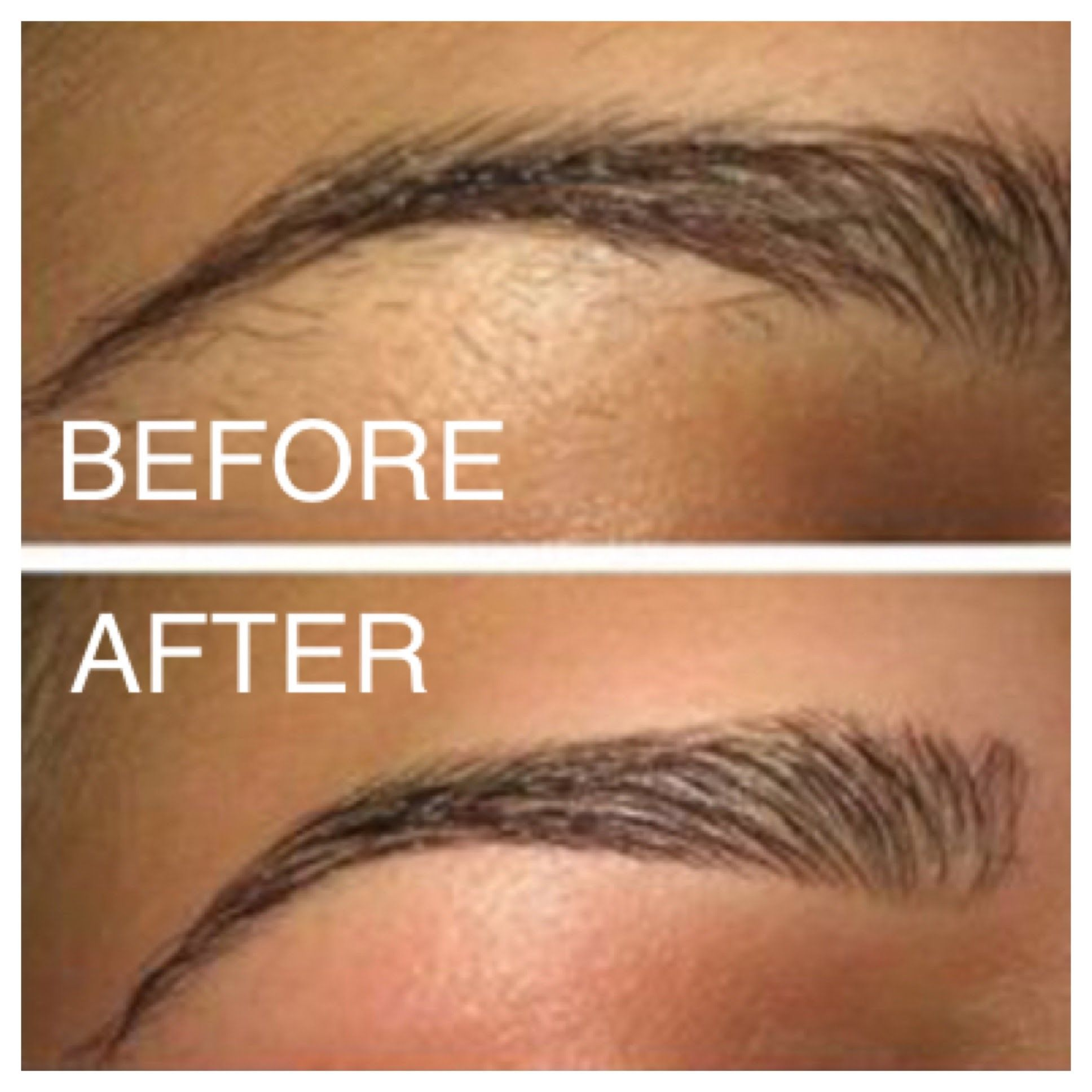 Step By Step: How to wax your own eyebrows   Waxed ...