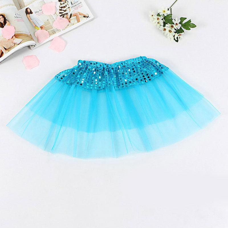 5882a7cb7 2.24AUD - 1Pc Children Baby Princess Tutu Skirt Girls Party Ballet Dance  Wear Pettiskirt #ebay #Fashion