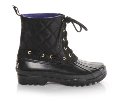 Boots, Rain shoes, Sperry duck boots