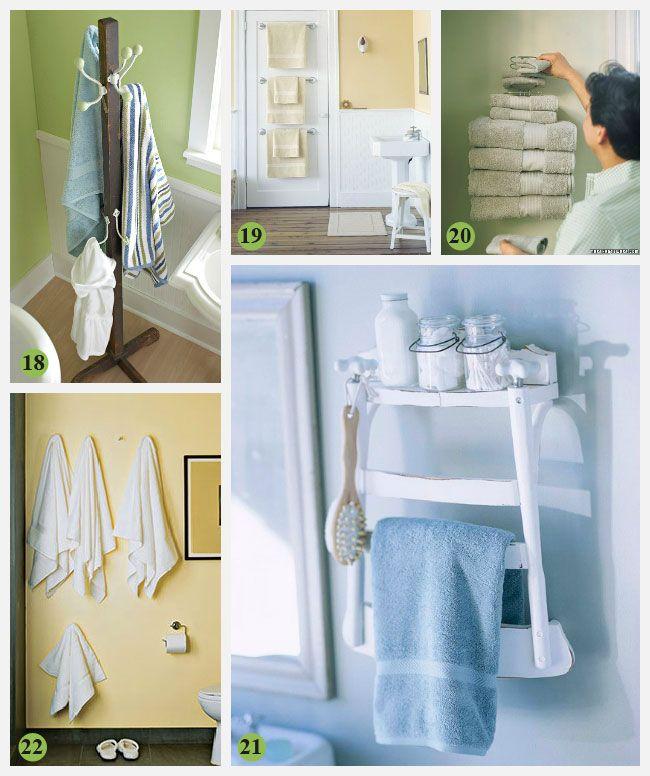 35 Best Bathroom Storage Ideas To Keep Your Bathroom Organized Big
