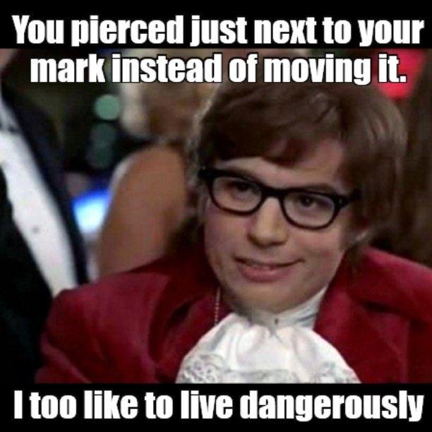 Piercer Memes Piercer Memes Websta Funny Memes Funny P Legal Humor