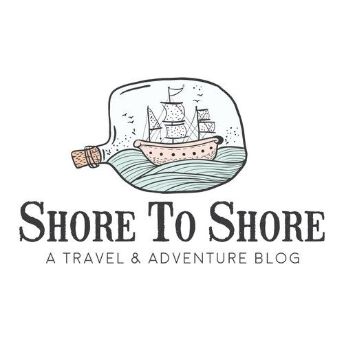 Premade Logo - Ship in a Bottle Premade Logo Design - Customized with Your Business Name!