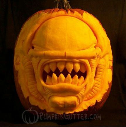 alien pumpkin carving amazing food designs pumpkin pumpkin rh pinterest com