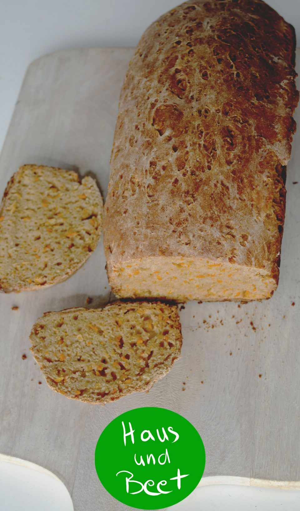 Photo of Carrot bread – for a varied snack – house and …
