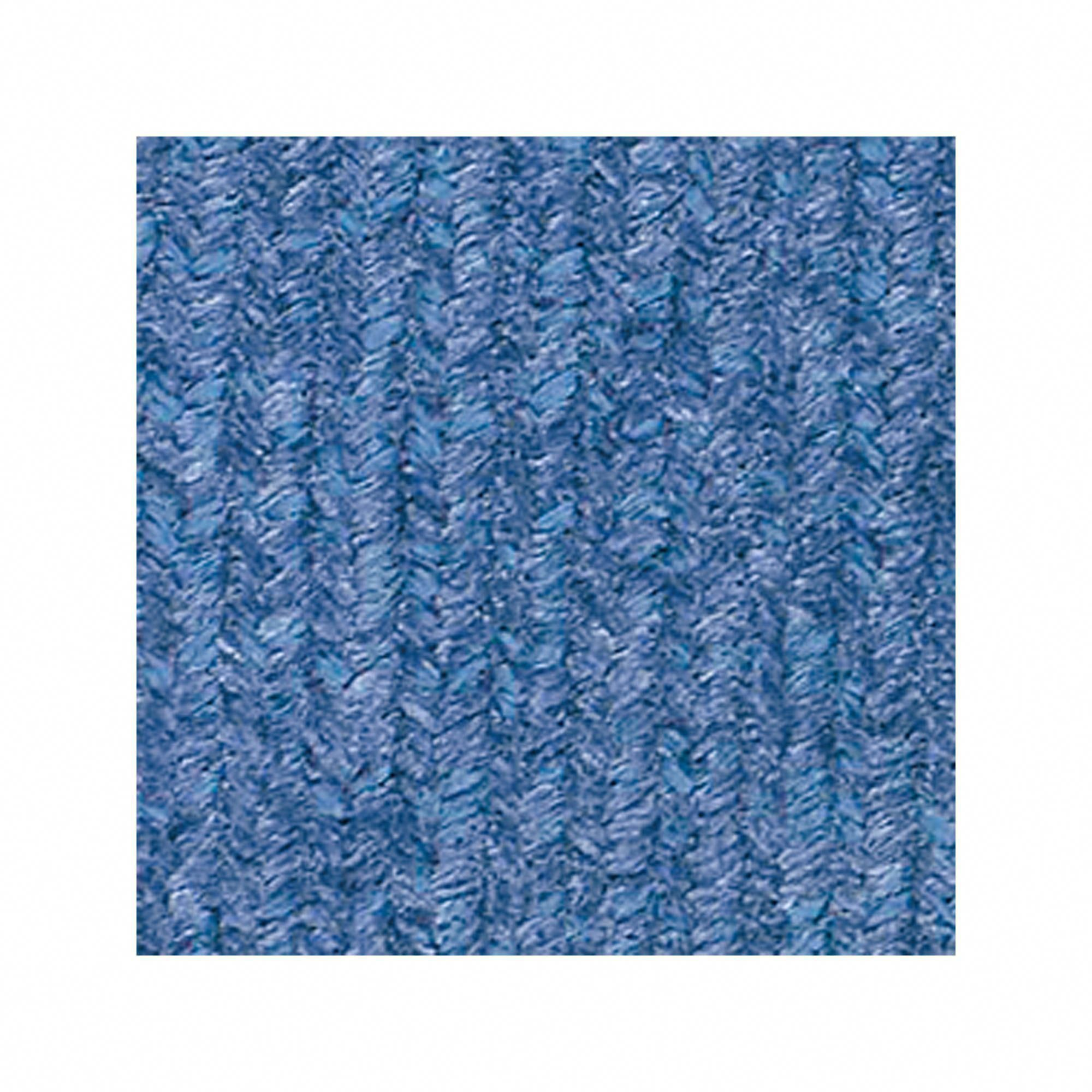 Colonial Mills Easy Living 14 In Round Chair Pads Blue Chairpads