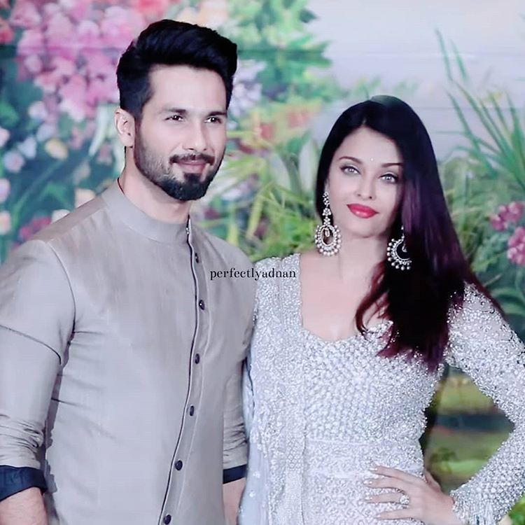 Shahid Kapoor Slays On Instagram I Want To See Them Together I M Sorry But I Had To Do This Bollywood Actors Shahid Kapoor Aishwarya Rai Bachchan