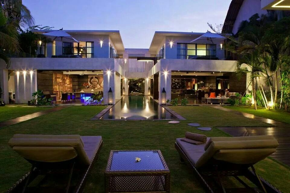 luxary residential house