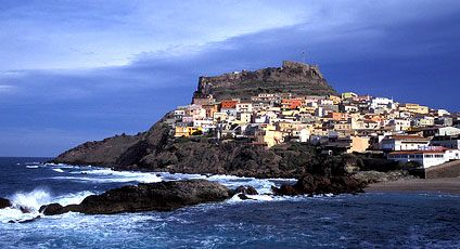Castel Sardo / Sardegna