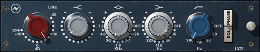 Neve 1073 Preamp & EQ Collection in 2019 | Audio Software: Plugins