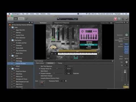 20 Free MainStage Patches for Worship Music – Church Media Drop