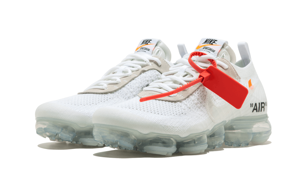 1f78da44af1db The 10   Nike Air Vapormax FK Off White - AA3831 100