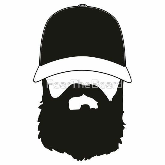 15301cea44a Image result for baseball cap and beard svg
