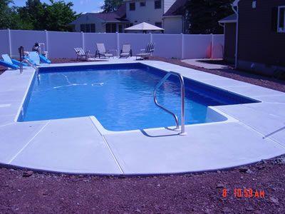 R pool  Concrete Pools Deck by S and R Pool and Spa | Concrete Pool Decks ...