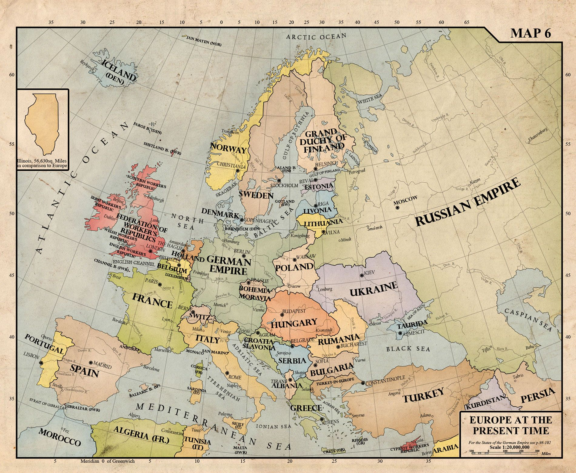 Europe Globe On Paper Pinterest Wwi - Germany map 1940