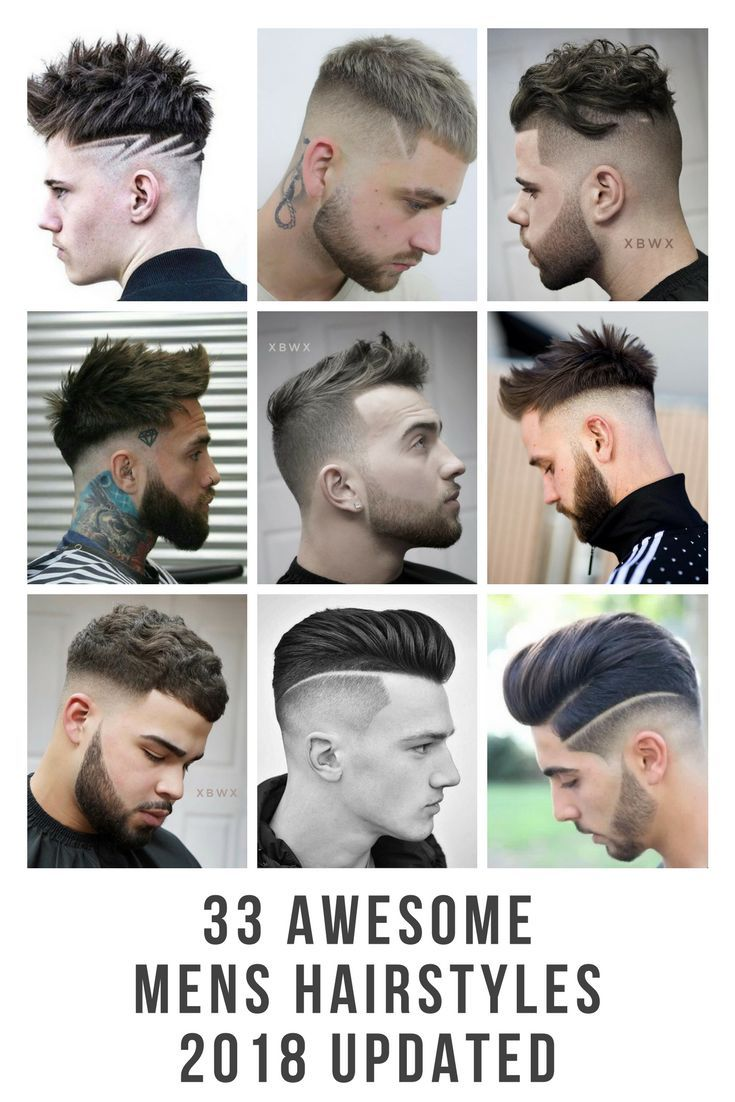 Best mens haircuts 2018  best mens hairstyles  created by the worlds best barbers