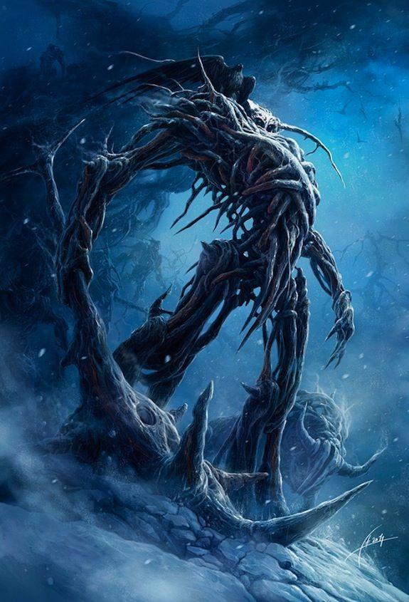 561d6f3beaf Tree Demon