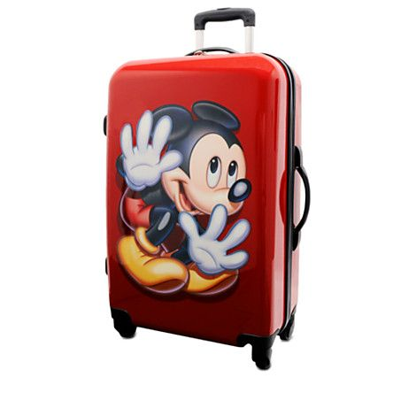Disney Luggage Is Exactly What You Need for Your Travels | Disney ...