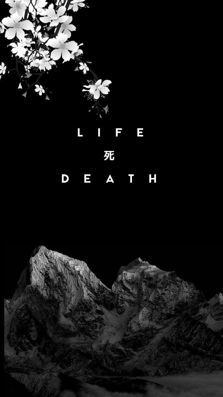 Pin On Dark Wallpaper Dark wallpaper of death