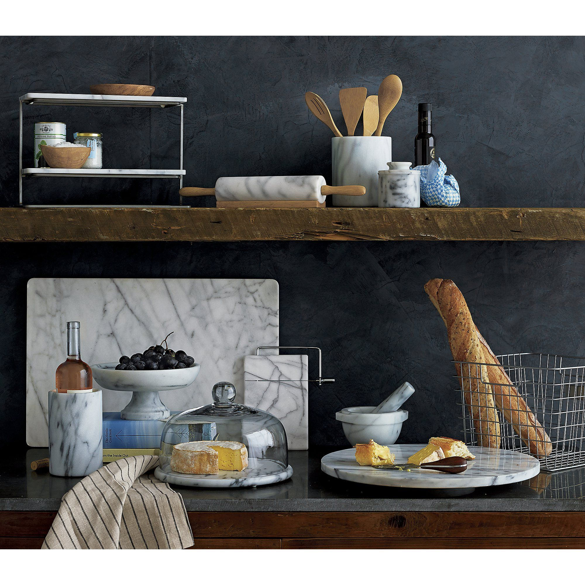 French Kitchen Marble | Crate and Barrel