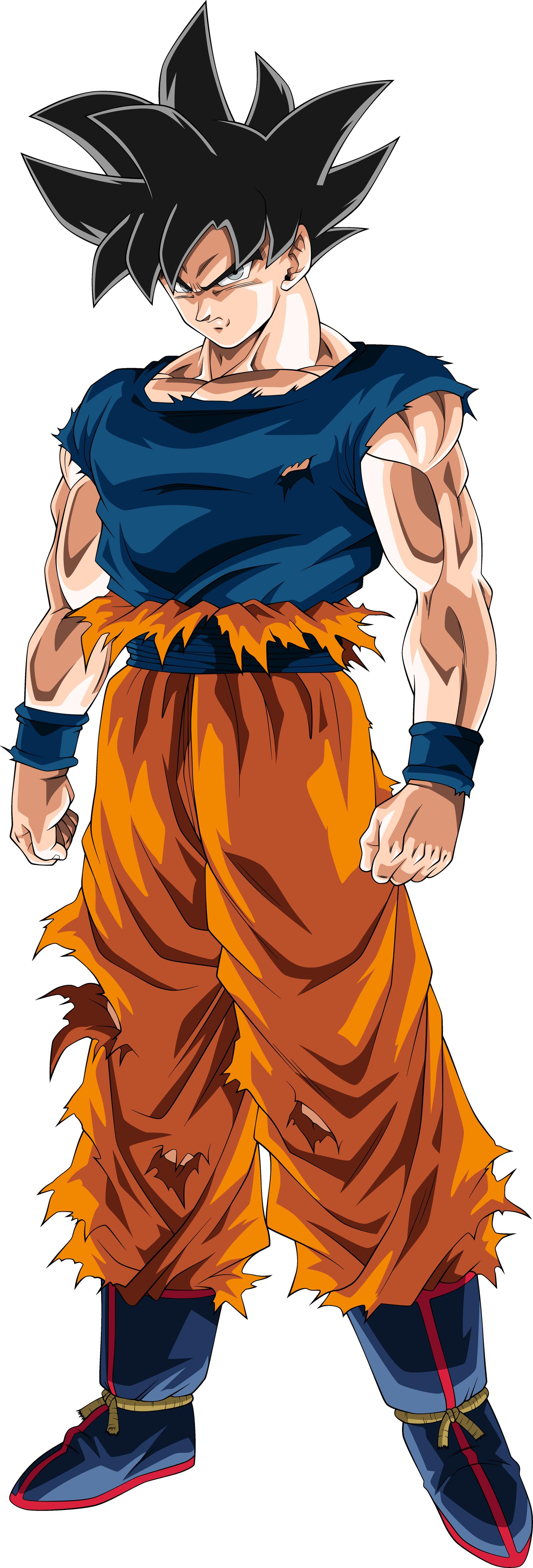 Goku Ultra Instinct Sign Shintani Palette By Thetabbyneko On Deviantart Dragon Ball Super Manga Dragon Ball Super Artwork Anime Dragon Ball Super