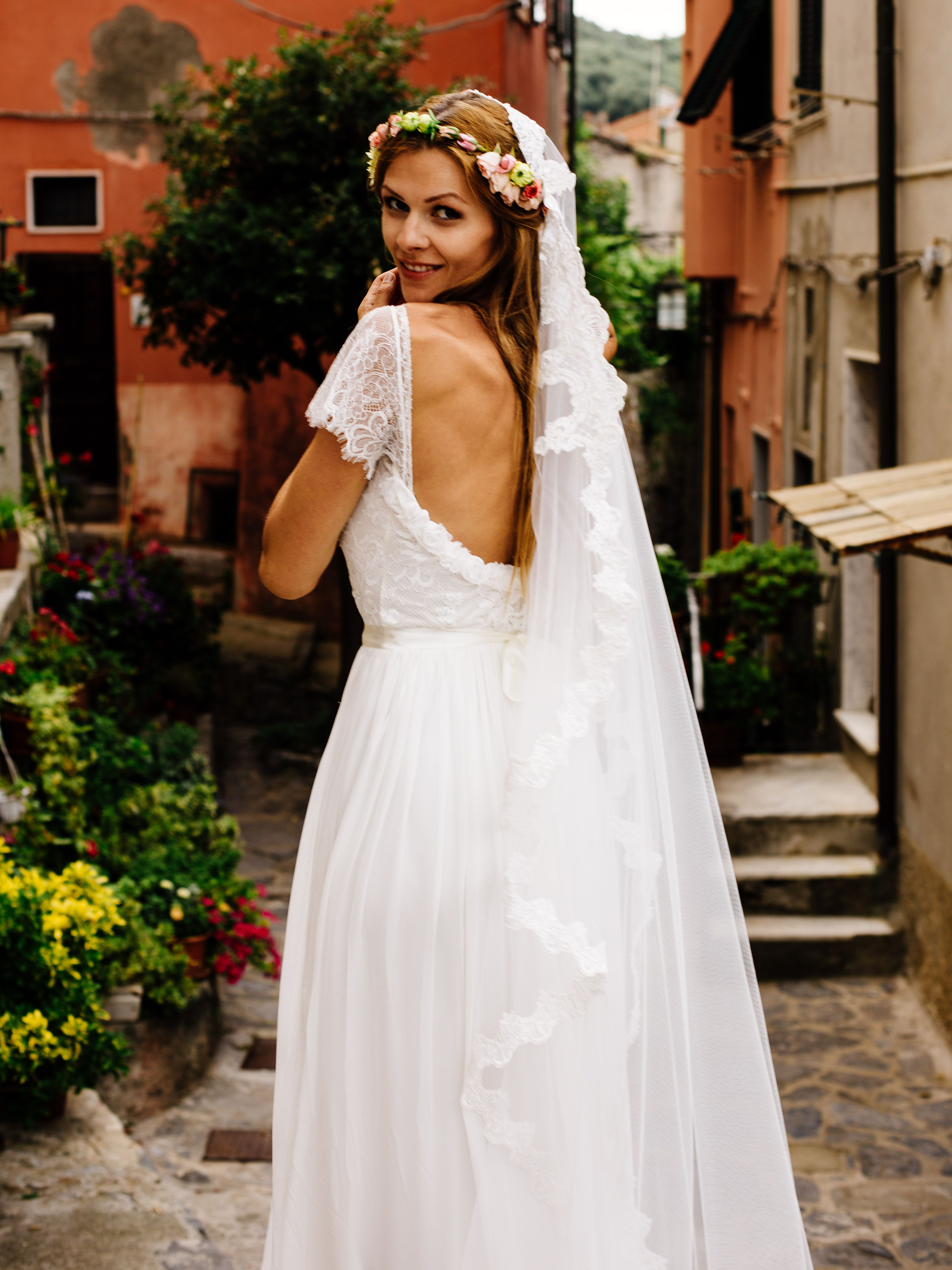 Anne of green gables wedding dress  The gorgeous Italian wedding of Anne Cathrin wearing our Emme