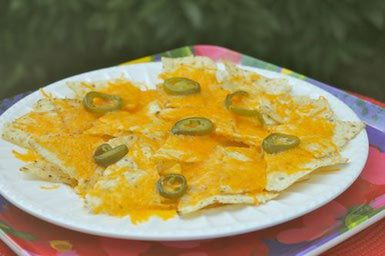 Microwave Nachos - Stephanie Gallagher