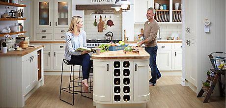 Kitchens | Kitchen Worktops & Cabinets | DIY at B&Q (With ...