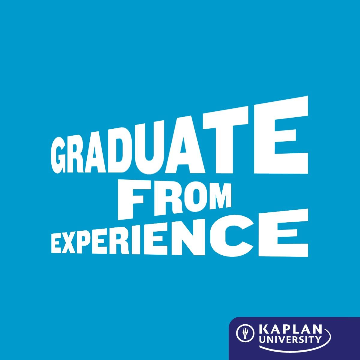 Learn more about earning course credit for job, military, or life experience at Kaplan University.