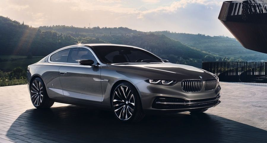BMW Series Gran Lusso V Pininfarina Coupe Cars - 2015 bmw 8 series price