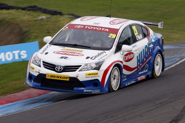 Dave Newsham has joined Speedworks Motorsport to drive their Toyota Avensis in next year's British Touring Car Championship.