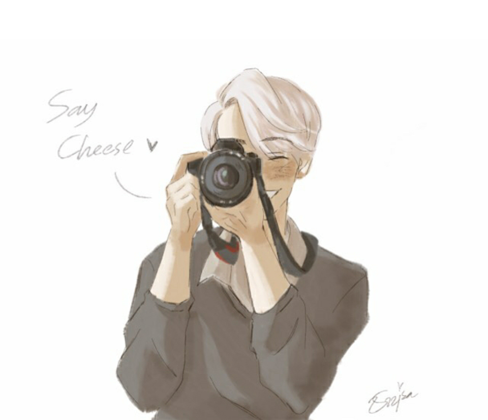 Say Cheese - 2/2