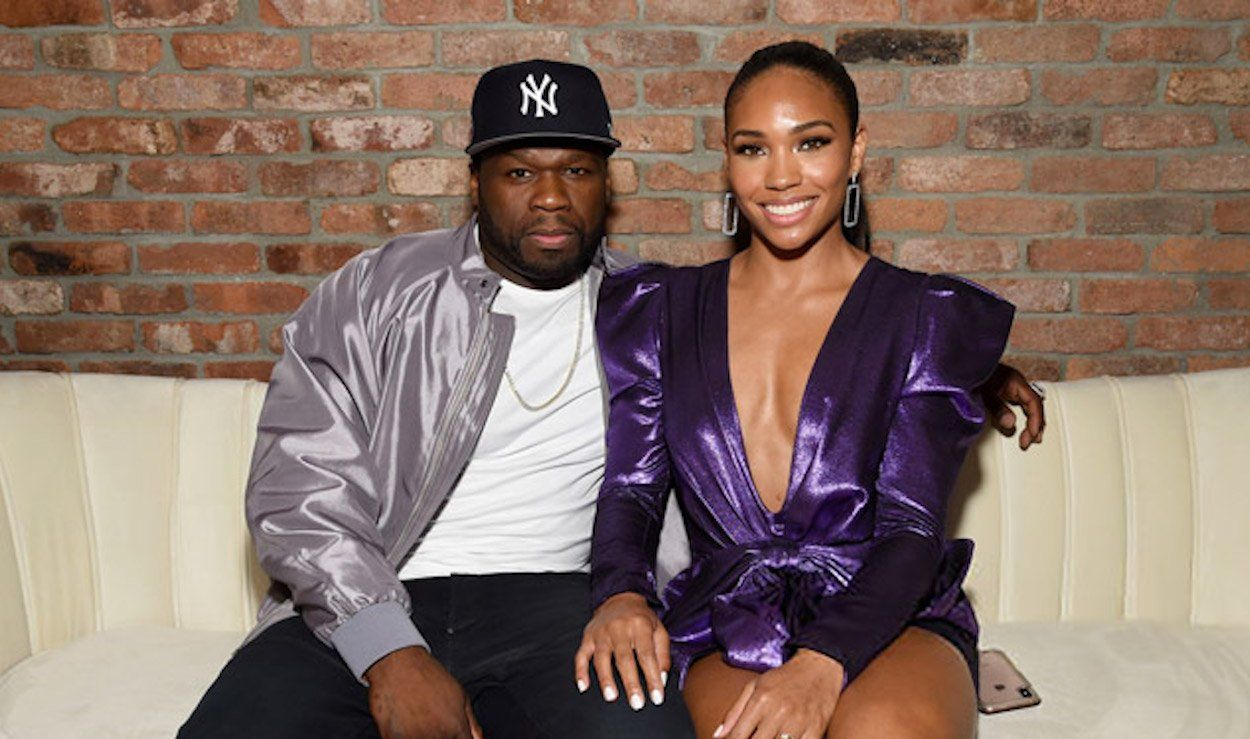 50 Cent Slams Fan Who Asks His Boo Cuban Link To Dinner See His