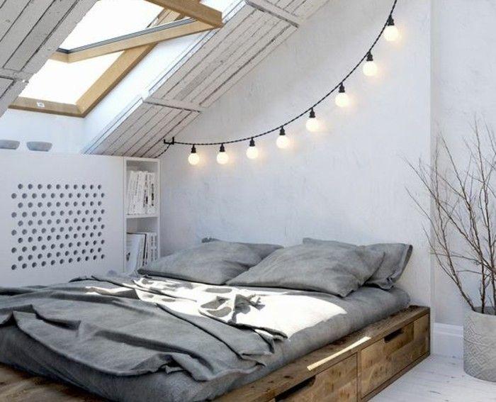 60 idées en photos avec éclairage romantique! | Room, Lights and House