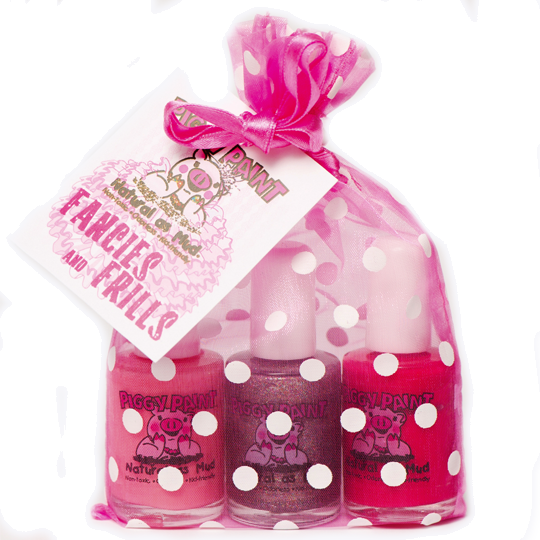 NEW Piggy Paint gift set! Perfect birthday gift or just for fun!